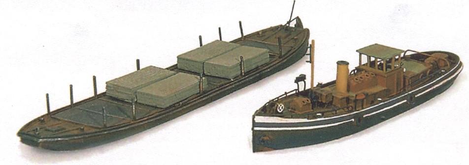 artitec 58101 n tug with bargeArtitec #19