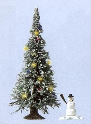 busch 5409 h0 weihnachtsbaum beleuchtet. Black Bedroom Furniture Sets. Home Design Ideas
