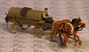 Preiser 30414 H0 Horse-drawn cart with liquid manure tank