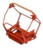 Sommerfeldt 740 N Set of pantographs SBS 9 type, red