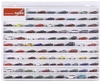 Herpa 029223 Showcase for cars, white
