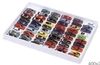 Herpa 029339 Collection box for cars, white