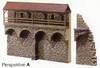 Faller 130404 H0 City wall section