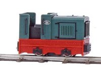 H0f narrow gauge (1:87 scale)